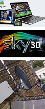 Sky for Commercial Premises