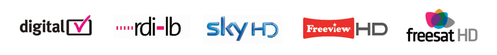 Digital - rdi lb - Sky hd- freeview hd - freesat