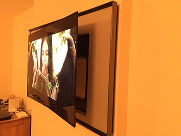 View Our  TV Wall Mounting & Installations
